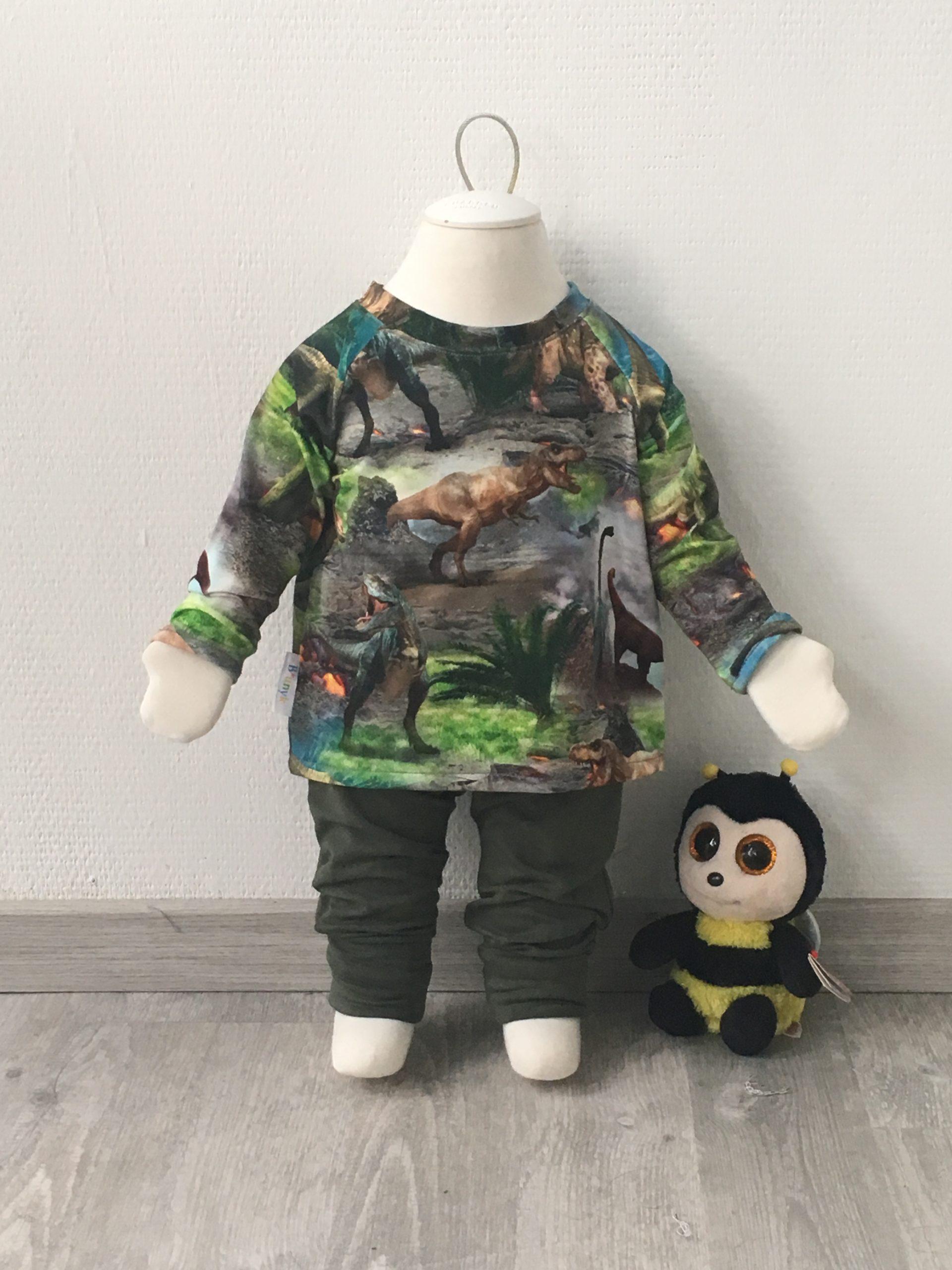 Dinosauriërs shirt