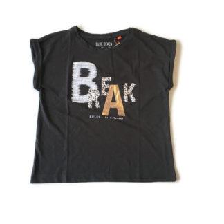 shirt break
