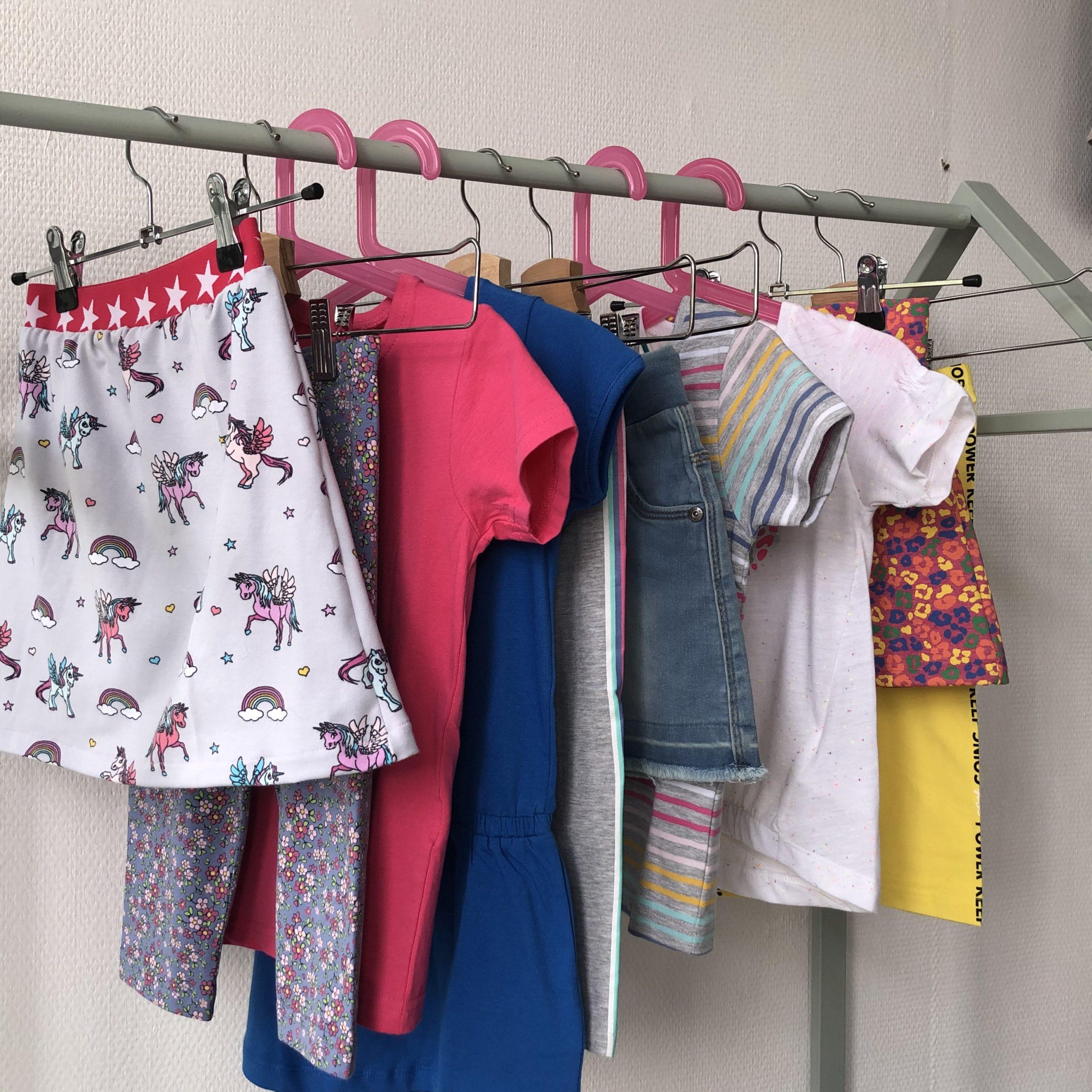 meisjes garderobe