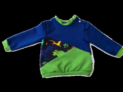 colorblock babytrui