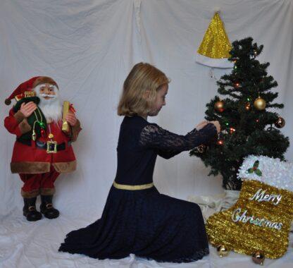 kledimg voor de feestdagen