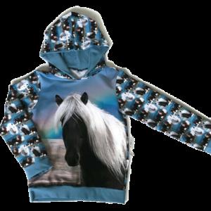 paarden hoodie