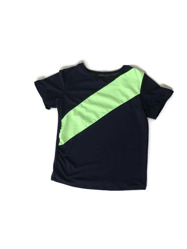 jongens shirt groen