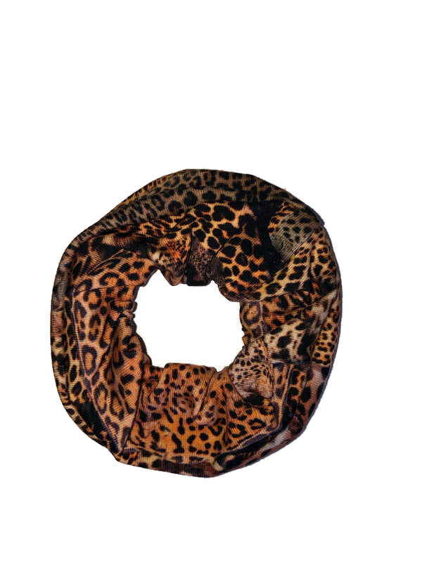 panter scrunchie